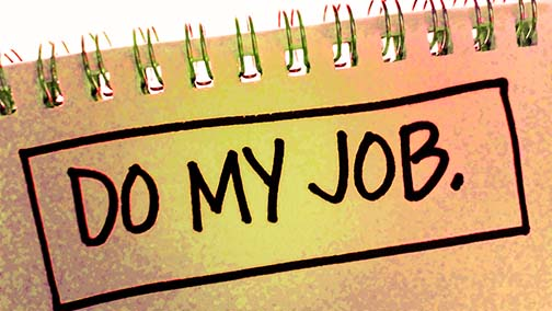 do my job image sm